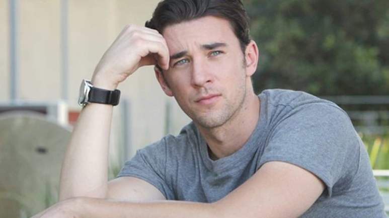 Billy Flynn in a promotional photo for Days of our Lives