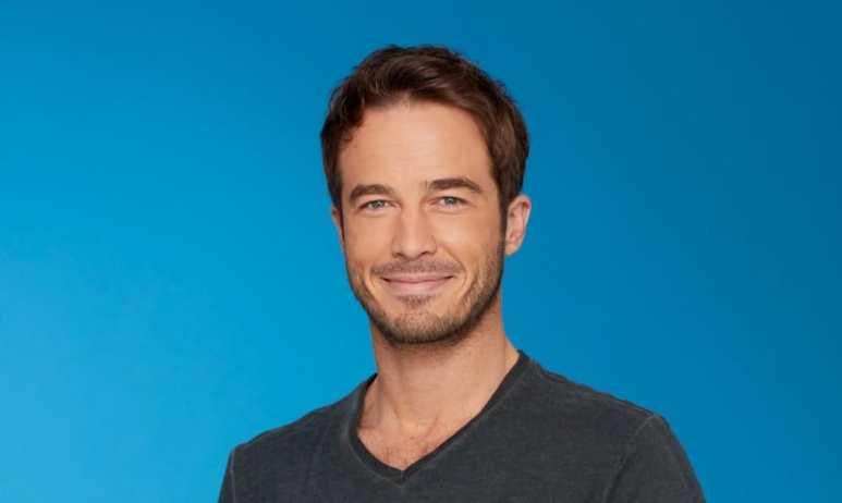 Ryan Carnes, who plays Lucas Jones on General Hospital