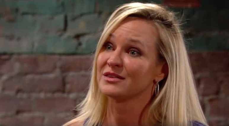 Sharon Case on The Young and the Restless