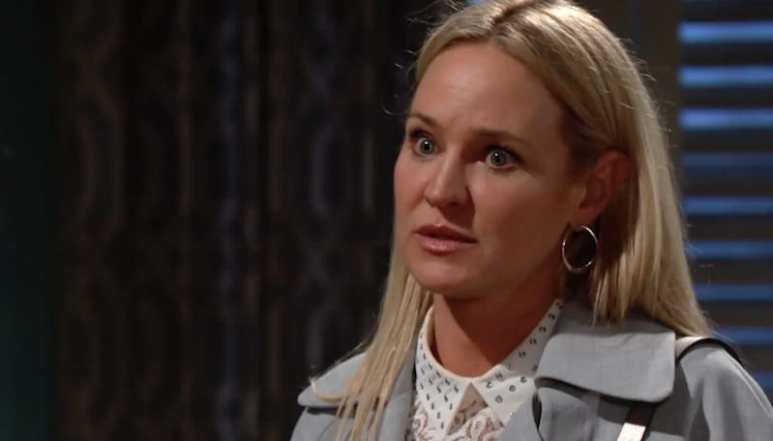 Sharon on The Young and the Restless