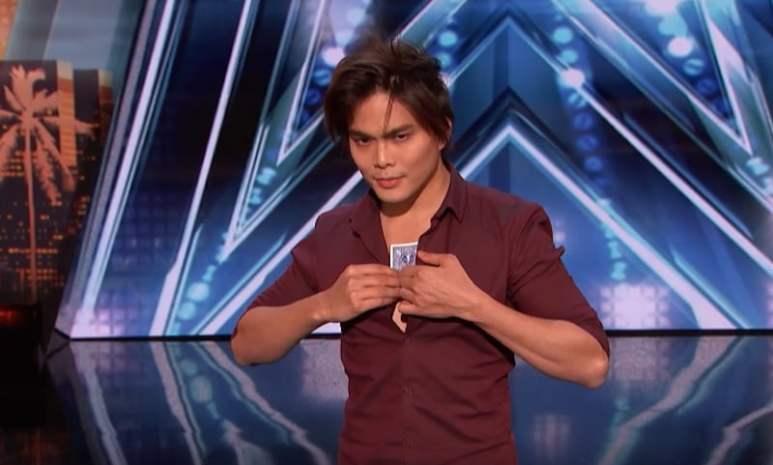 Shin Lim on America's Got Talent