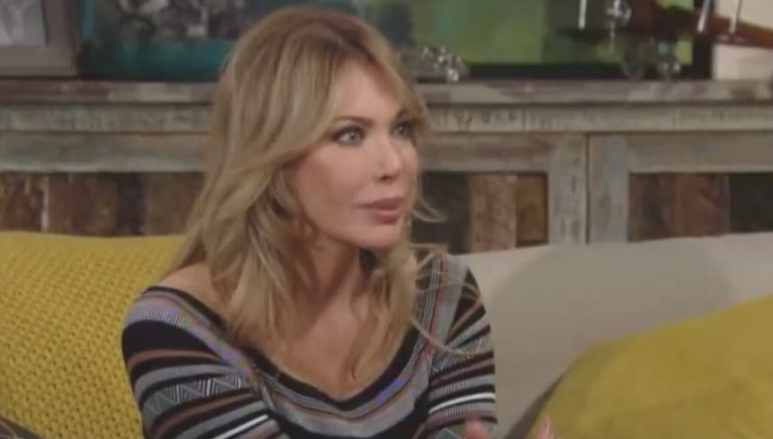 Taylor on The Bold and the Beautiful