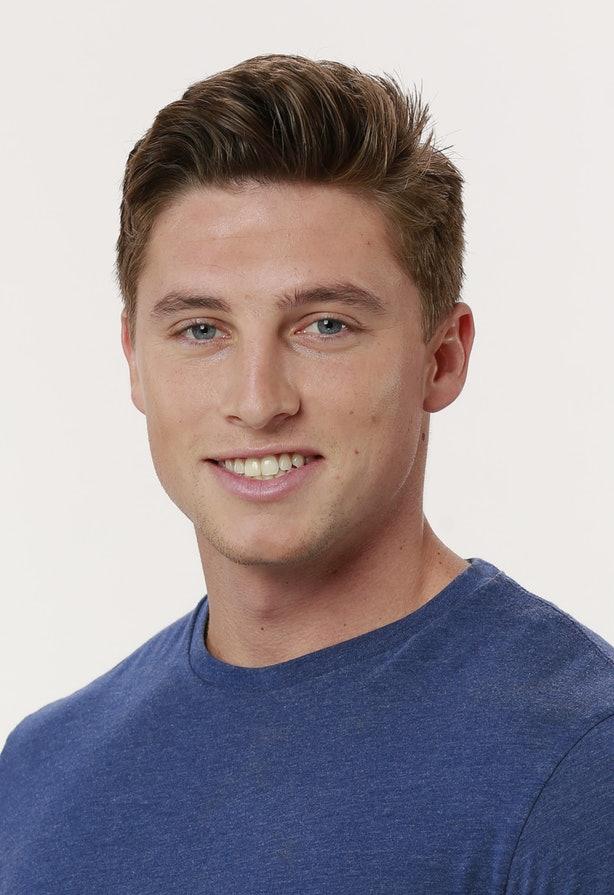 Brett Robinson of Big Brother 20