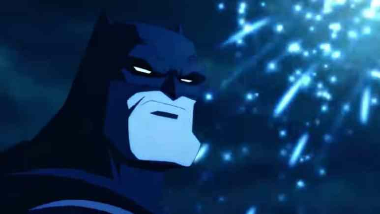 Batman makes an appearance in the new trailer for the DC Universe streaming service