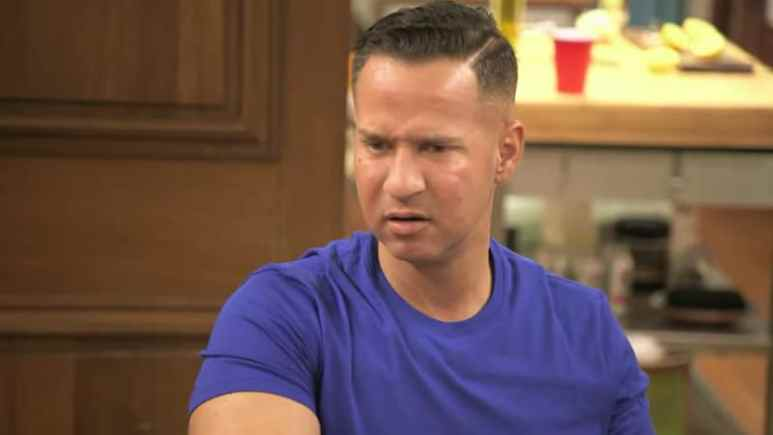 Mike from Jersey Shore prison sentencing