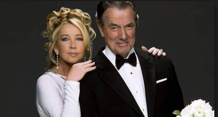 Nikki and Victor on The Young and the Restless