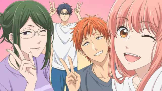 Image result for wotakoi anime