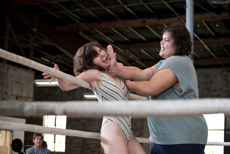 Allison Brie, Britney Young