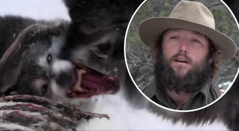 Stills from the Mountain Men Season 7 trailer