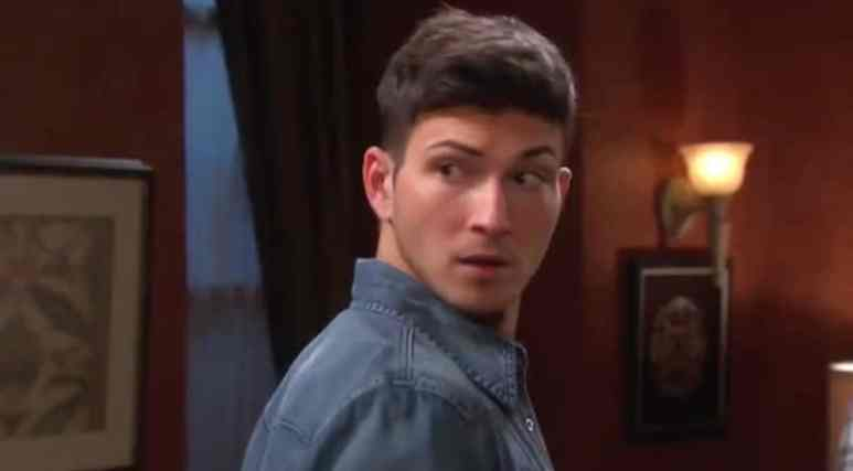 Robert Scott Wilson as Ben Weston on Days of our Lives