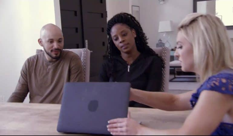 Charles and Angela meet with Dr. Jessica Griffin on Seven Year Switch