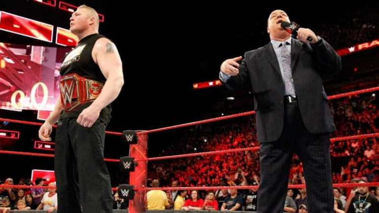 WWE News: Brock Lesnar to be stripped of Universal Championship if he doesn't show up on Monday Night Raw
