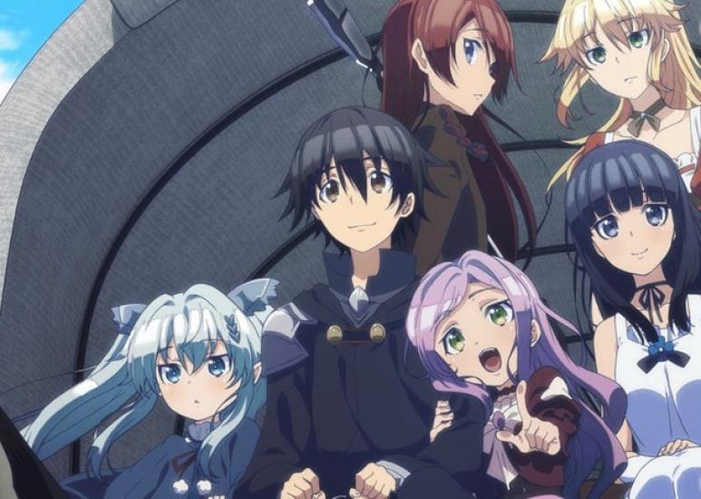 Death March To The Parallel World Rhapsody Anime
