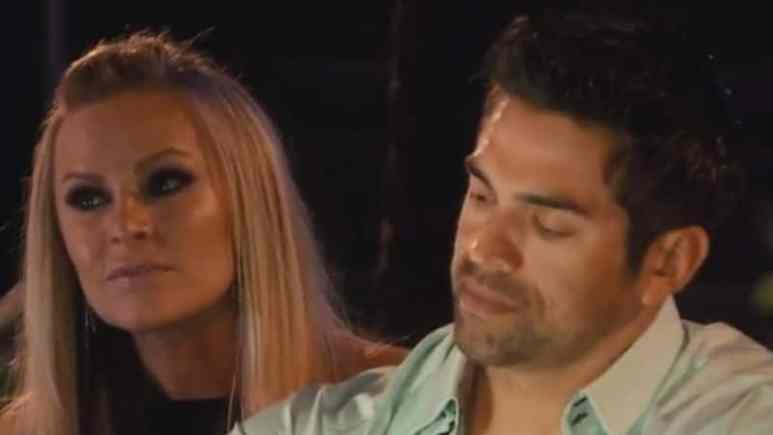 Tamra and Eddie Judge on The Real Housewives of Orange County