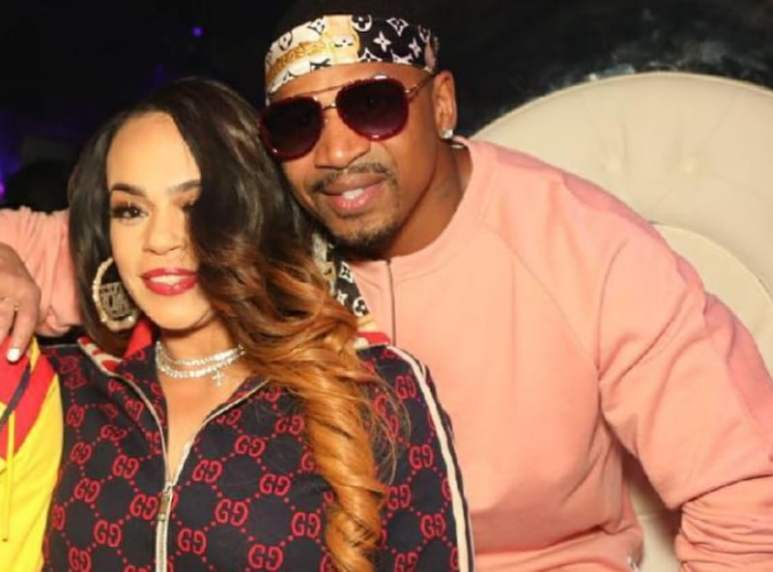 Faith Evans and Stevie J married in Las Vegas ceremony