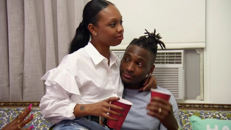 Shawniece Jackson and Jephte Pierre on Married at First Sight