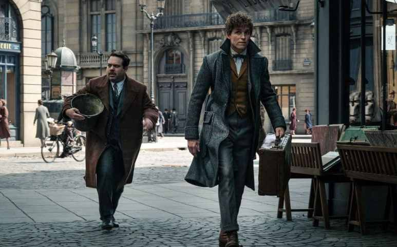 Still from Fantastic Beasts: The Crimes of Grindelwald