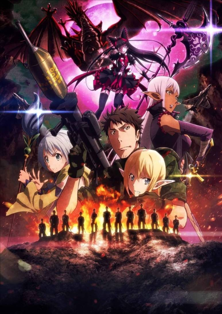 Gate Season 2 Anime