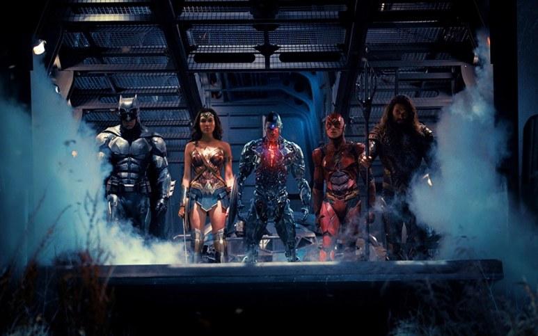 Justice League Plane Hanger