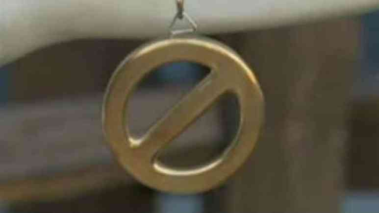 The Power of Veto necklace