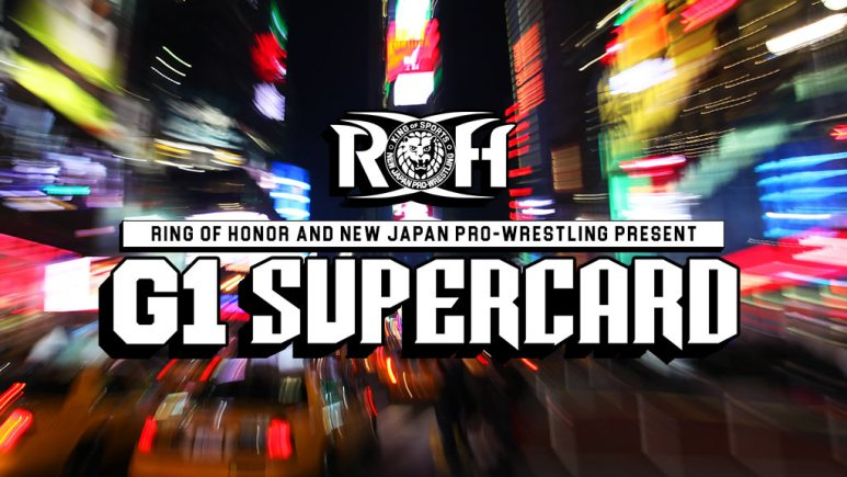 Ring of Honor G1 supercard