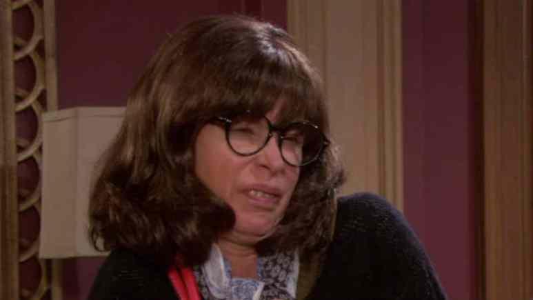Eileen Davidson portraying Susan Banks