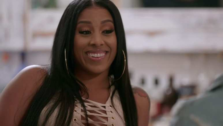 Tiffany Campbell on Love & Hip Hop: Hollywood