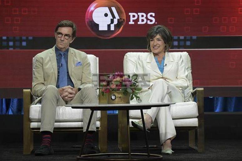 Stephen Segaller, Christiane Amanpour