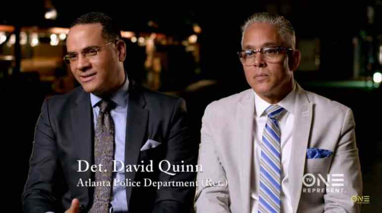 Quinn and Velazquez recall what a huge liar BooBoo was on ATL Homicide