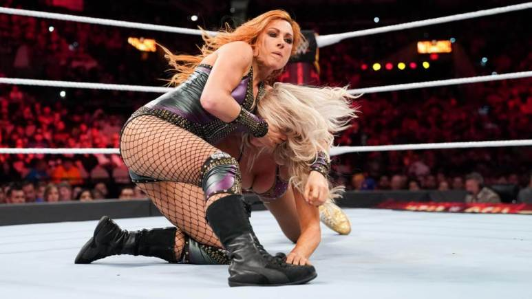 WWE rumors: The original plans for Becky Lynch and Charlotte Flair changed at Hell in a Cell