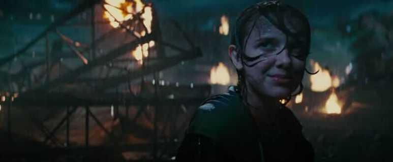 Millie Bobby Brown as Madison in Godzilla: King of the Monsters