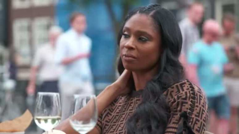 Jennifer Williams on the season finale of Basketball Wives