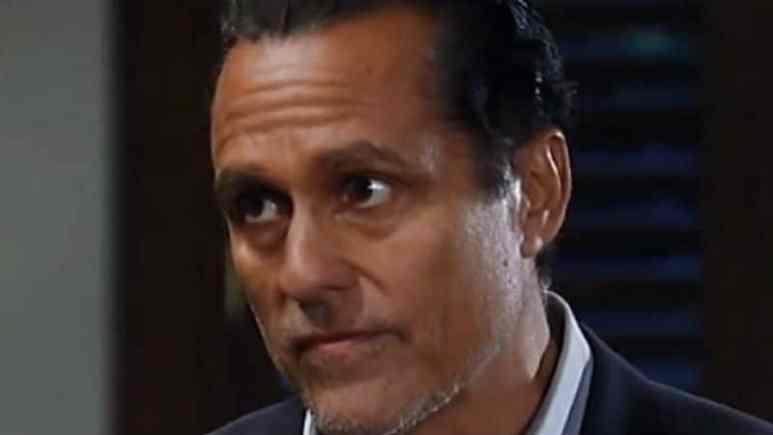 Maurice Benard plays mobster Sonny Corinthos on General Hospital