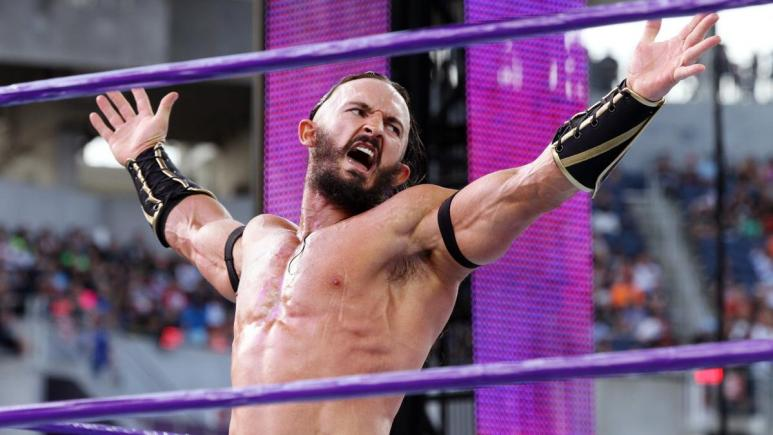 WWE rumors: After WWE release, will Neville show up at All In?