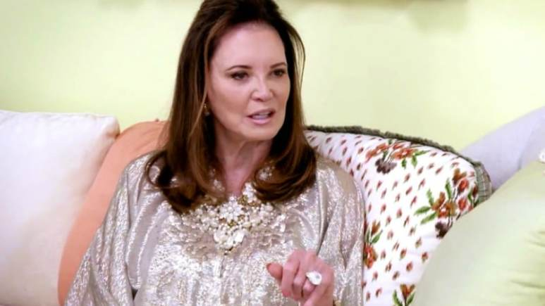 Patricia Altschul on Southern Charm