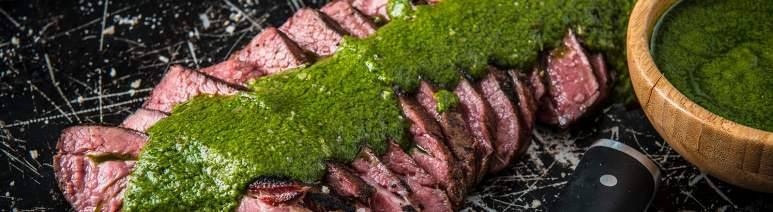 This Chimichurri recipe will be a staple if you try it just once!