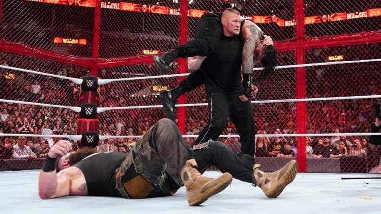 WWE news: The real reason Brock Lesnar returned at Hell in a Cell 2018, future plans for the former Universal Champion