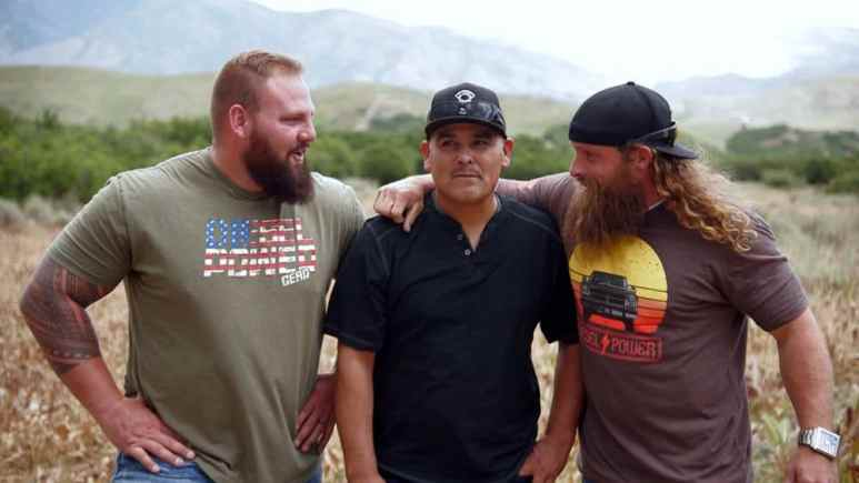 The Diesel Brothers show Jose Caballero not everyone in Utah is a mean person