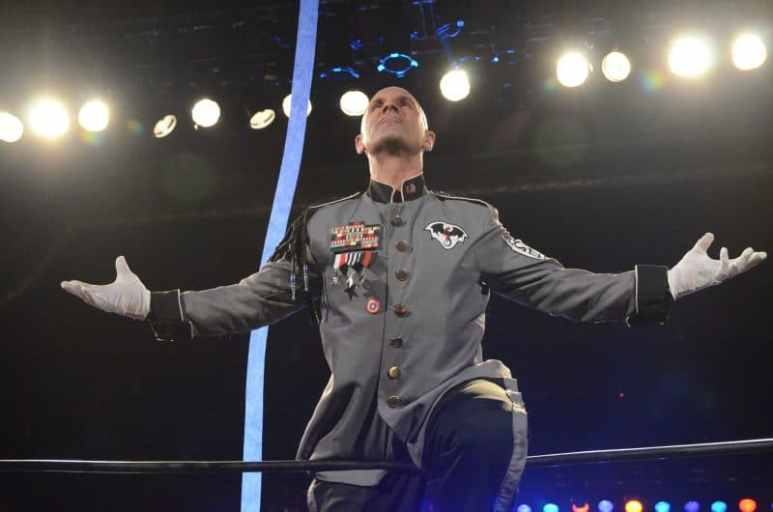 Christopher Daniels offers his opinion of Arrow actor Stephen Amell's All In performance