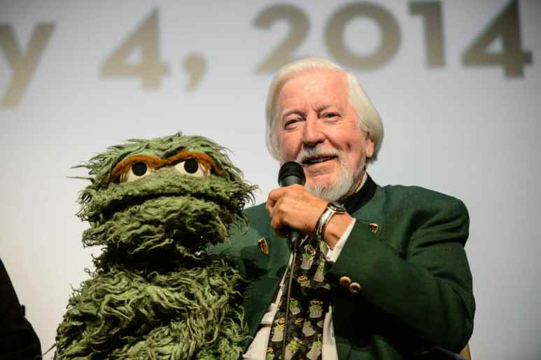 Caroll Spinney puppeted Oscar and Big Bird since 1969, to say he will be missed is a huge understatement. Pic credit: PBS/Sesame Street Workshop