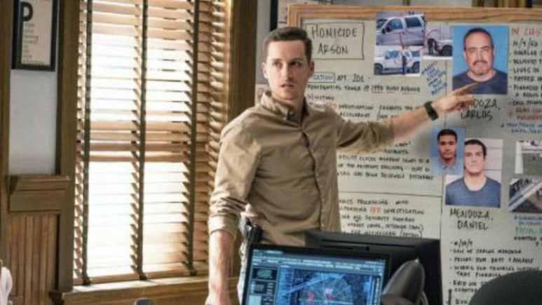 Jesse Lee Soffer as Jay Halstead on Chicago P.D.