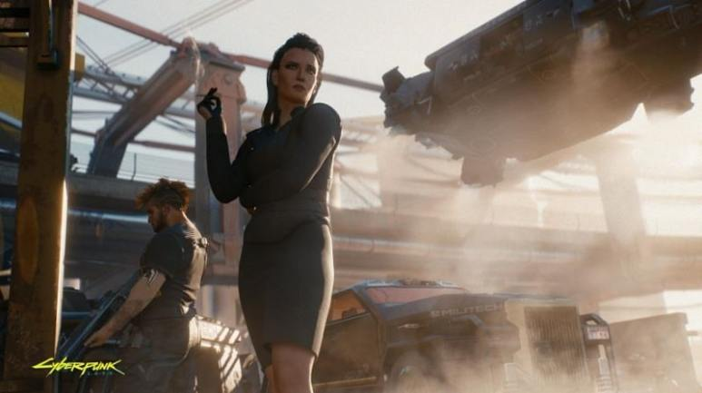 Cyberpunk 2077: Meredith Stout