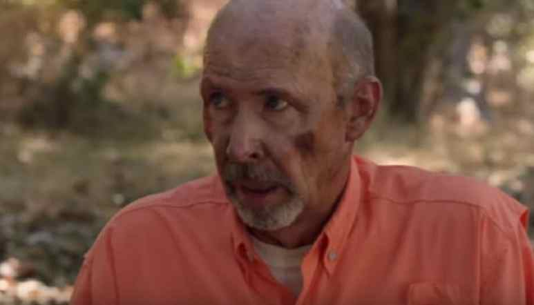 Don Lake as Captain Phil Brooks during October 16 episode of NCIS