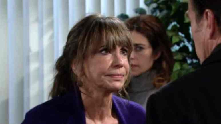 Jess Walton as Jill on The Young and the Restless