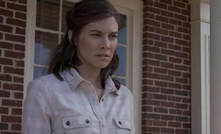 Lauren Cohan on Season 9 of The Walking Dead