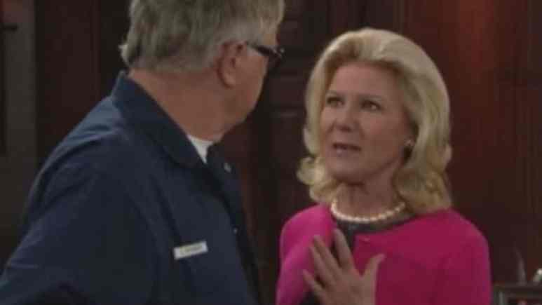 Alley Mills as Pam on The Bold and the Beautiful