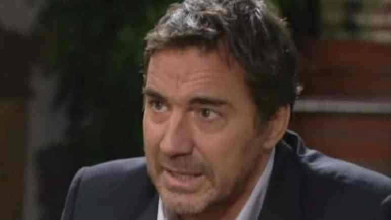 Thorsten Kaye as Ridge Forrester on The Bold and the Beautiful