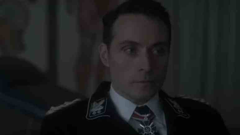 John Smith in Season 3 of The Man in the high castle