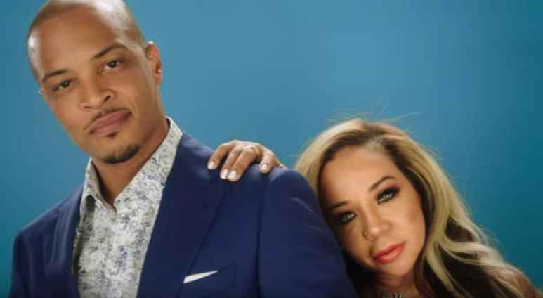 TI and Tiny new show family hustle