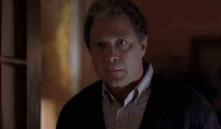 Jeff Perry as Thatcher Grey on Season 16 of Grey's Anatomy